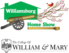 Williamsburg Home Show Retina Logo